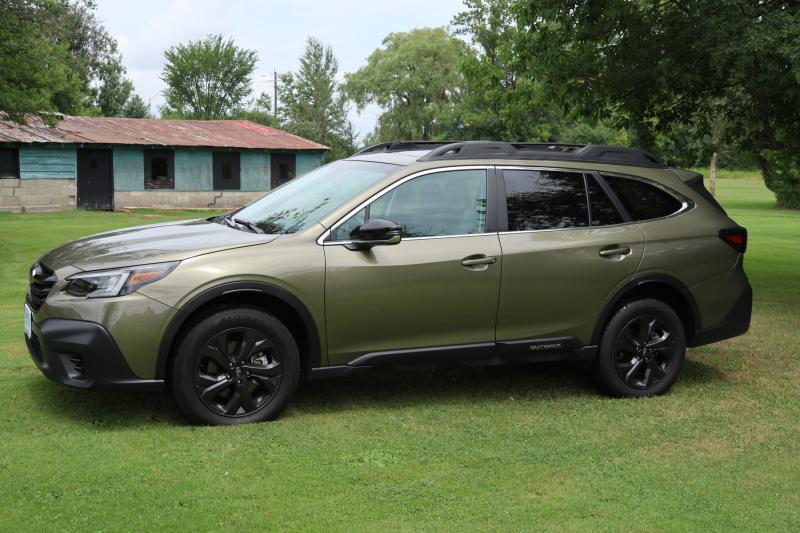 2020 Subaru Outback Outdoor XT (12)