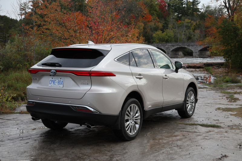 2021 Toyota Venza XLE (3)