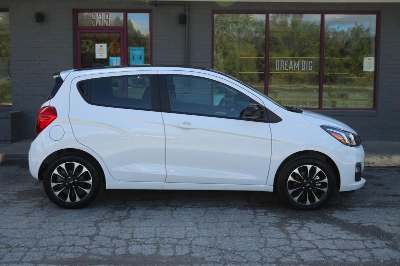 2020 Chevrolet Spark 1LT (10)