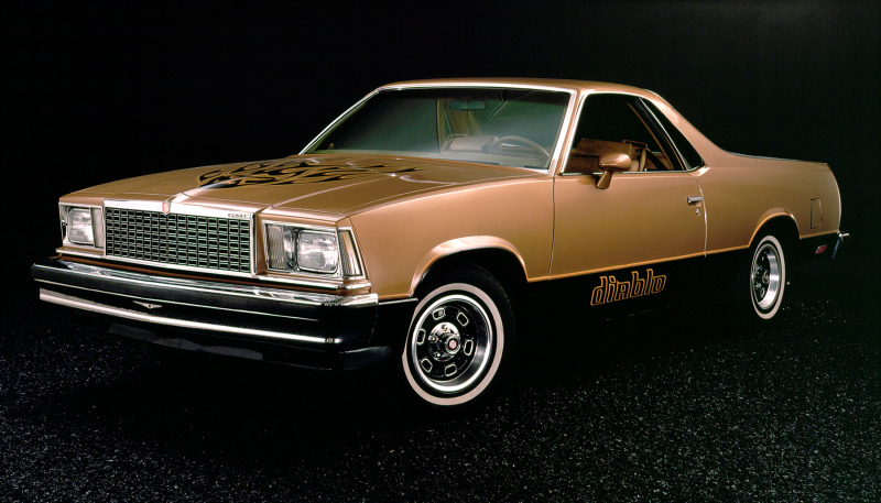 GMC 1979 Caballero