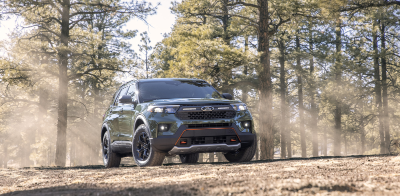 2021 Ford Explorer Timberline (12)