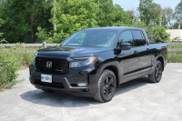 2021 Honda Ridgeline Black Edition (2)