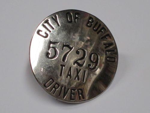 Cap Badge Buffalo New York