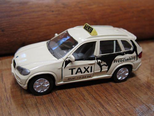 BMW X5 German Taxicab