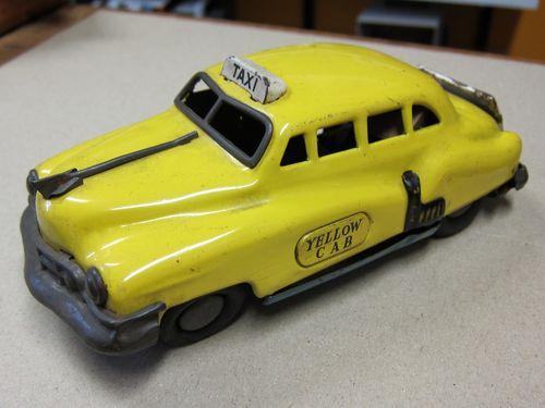 Cadillac Tin Toy