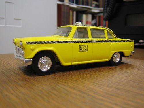Checker Cab 1959 Ertl