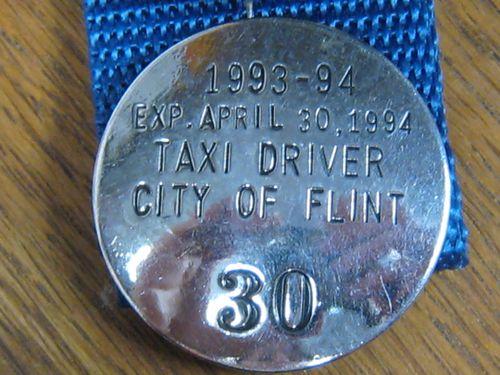 Cap Badge Flint